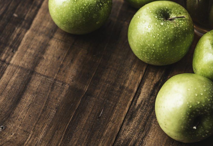 appel op kantoor